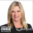 Corporate ORBIE Winner, Andrea Markstrom of Blank Rome LLP