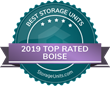 StorageUnits.com Names Top Storage Facilities in Boise, ID for 2019