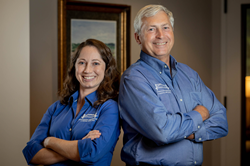 Drs. Elizabeth Randall and Charles Felts, Periodontists in Chattanooga, TN