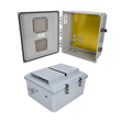Transtector Expands NEMA-Rated Weatherproof Enclosure Line with Lightweight Polycarbonate Cabinets