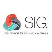SIG is the network for sourcing executives.