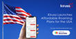 Kirusa Launches Affordable Roaming Plans for the USA Through InstaVoice ReachMe