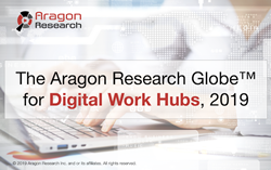 2020 Globe for Digital Work Hubs