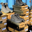 U.S. Elite donates 275 Pairs of Boots to Warrior Heart Foundation