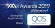QOS Networks Announces Win at MEF 2019 for Enterprise Application in the SD-WAN Space