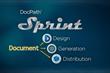 DocPath Sprint, the Cloud-ready Document Software Solution