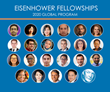 Eisenhower Fellowships Selects Twenty-Two International Leaders as 2020 Eisenhower Fellows
