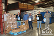 Sam Boak Once Again Provided Thanksgiving Turkeys to Exterior Contracting Employees at Boak & Sons, Inc.
