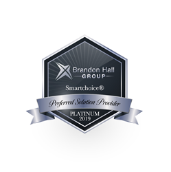 Saba Certified Platinum Smartchoice® Preferred Provider by Brandon Hall Group