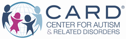 Logo for Center for Autism and Related Disorders (CARD), LLC