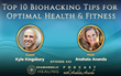 Kyle Kingsbury's Top 10 Biohacking Tips on the Shamangelic Healing Podcast
