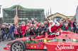 Indy 500 Driver, Tony Kanaan Raced to The Children's Museum with Santa in Tow Just in the (Saint) Nick of Time for Fun Holiday Festivities
