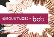 BountyJobs and Hibob Announce Joint Strategic Partnership