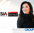 Pinnacle Group Chairman and CEO Nina Vaca named to SIA Global Power 150 – Women in Staffing List for Fifth Year in a Row