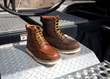 "Introducing Iron Age's Reinforcer Work Boot Series: ""Stand Fast"" with Iron Age's Stylish and Durable First-Ever Wedge Boot Series"