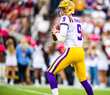 Joe Burrow Wins the 2019 Johnny Unitas Golden Arm Award