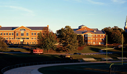 McDaniel College in Westminster, Maryland, home of the new Nike Girls Soccer Camp