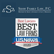 Shaw Family Law, P.C. Receives Best Lawyers Recognition