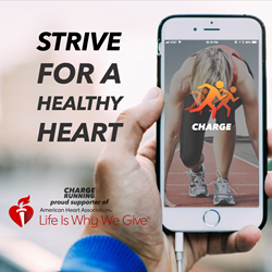 Strive for a healthy heart!
