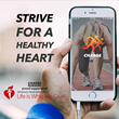 Charge Running fights to end heart disease and stroke by raising funds for the American Heart Association