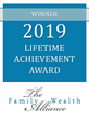 Linda C. Mack is the 2019 recipient of The Family Wealth Alliance 'Leadership Award for Lifetime Achievement'.