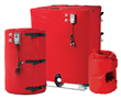 BriskHeat Announces Full Line of Wet-Area Cloth Heating Jackets,  Providing Coverage for Drums, IBC/Totes, and Tanks