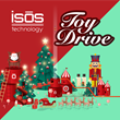Isos Technology Launches Holiday Toy Drive to Benefit Cardon Children's Medical Center