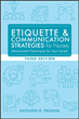 New Book Provides Modern Etiquette Strategies and Career Advancement Techniques for Healthcare Professionals