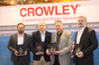 Crowley's LNG-Fueled ConRo Ships Named Significant Boat of the Year during International Workboat Show