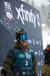 Monster Energy's Wise and Sigourney Take Second Place in Freeski Halfpipe and Totsuka Takes Second in Snowboard Halfpipe at the Grand Prix Copper Mountain