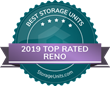 StorageUnits.com Names Top Storage Facilities in Reno, NV for 2019