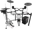 Yamaha MS45DR Electronic Drum Monitor System Offers Acoustic Drum Sound with Adjustable Volume Control
