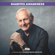 Mediaplanet and Actor Victor Garber Team Up in the Fight Against Diabetes