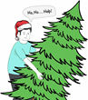 LoadUp offers Free Christmas Tree Haul Away for the Holidays