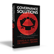 Governance Solutions Releases New Book That Will Solve Your Governance Problems - Both Big and Small!