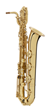 Yamaha Intermediate Baritone Saxophone Ergonomically Accessible to More Students