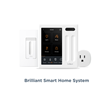 Brilliant Introduces the World's First Mainstream Built-in Smart Home and Lighting Control System