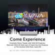 VAVA Kicks Off 2020 by Showcasing 4K UST Laser Projector and 4K Dash Cam at CES Las Vegas