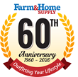 Farm and Home Supply Celebrates 60 Years in Business