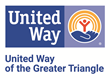 United Way of the Greater Triangle's mission is to eradicate poverty and increase social mobility through the power of partnerships, with support provided across four counties: Durham, Johnston, Orang