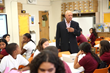 Reggie Jackson created the Mr. October Foundation to bring STEM to inner city classrooms