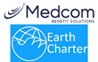 Medcom Benefit Solutions Announces Partnership with Earth Charter International