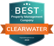 PropertyManagement.com Names Best Property Management Companies in Clearwater, FL for 2020