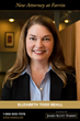 Elizabeth Todd Beall, NC Nursing Home and Assisted Living Attorney, Ready to Take on Nursing Home Negligence and Abuse with Law Offices of James Scott Farrin