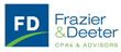 Frazier & Deeter, Nationally Recognized Accounting and Advisory Firm, Names Four New Partners