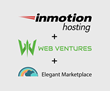 Web Ventures, A Division of InMotion Hosting, Acquires Elegant Marketplace
