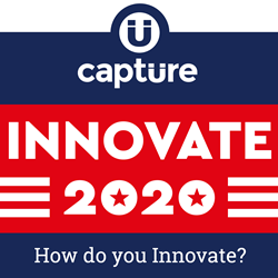Capture Higher Ed Innovate 2020