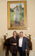 "Lightner Museum Acquires Prestigious Hitchcock Painting ""Return of Persephone"" Oil on Canvas Celebrates Spring; Generously Donated by Patron of the Arts, Dave Gonzales"