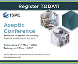 2020 ISPE Aseptic Conference