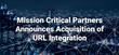 Mission Critical Partners Announces Acquisition of URL Integration, Expanding its Data-Integration Capabilities